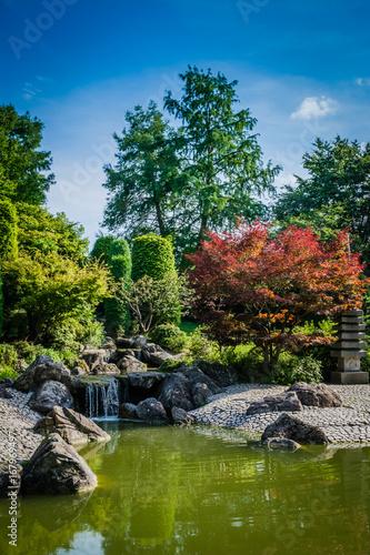 Zdjęcie XXL Ogród japoński Bonn nad Renem