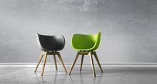 2 Stühle - Diskussion