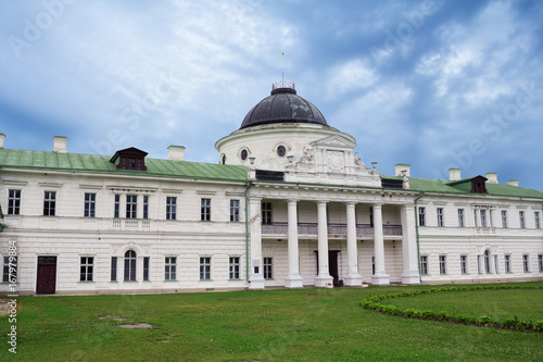 Kachanivka palace in Ukraine Canvas Print