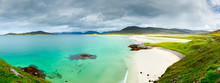 Panoramic View Of Luskentyre W...