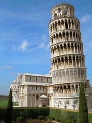 Fototapeta Toskania architecture