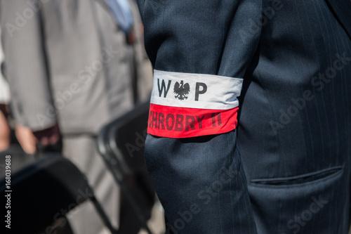 Photo opaska Powstania Warszawskiego