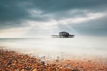 Abandoned West Pier