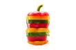 slices of bell pepper