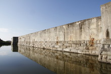 Fort Zachary Taylor Moat At Th...