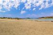 Elafonissi beach on Crete, Greece