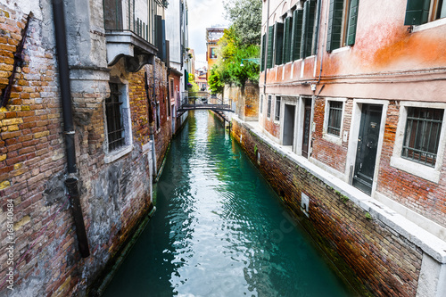 Recess Fitting Channel Damage from dampness in Venice