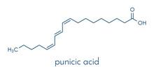 Punicic Acid (trichosanic Acid...