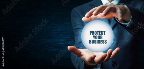 Fotografia  Protect your business