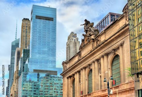 Photo  Grand Central Terminal in Manhattan, New York City