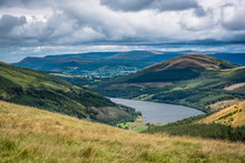 Lake In The Brecon Beacons