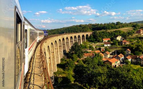 Fotografie, Obraz Bridge Crossing