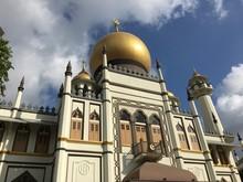 Masjid Sultan Mosque In Singap...