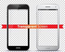 Transparent Mobile Phone Scree...