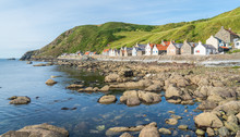 Sunny Afternoon In Crovie, Sma...