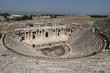 Theater of Hierapolis in Turkey
