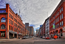 17th Street, Downtown, Denver, Colorado