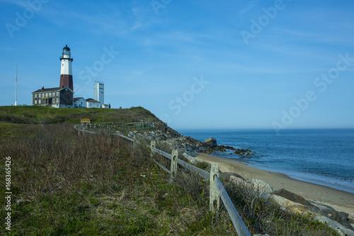 Garden Poster Lighthouse on East Coast