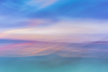 Waves And Pastel Colors