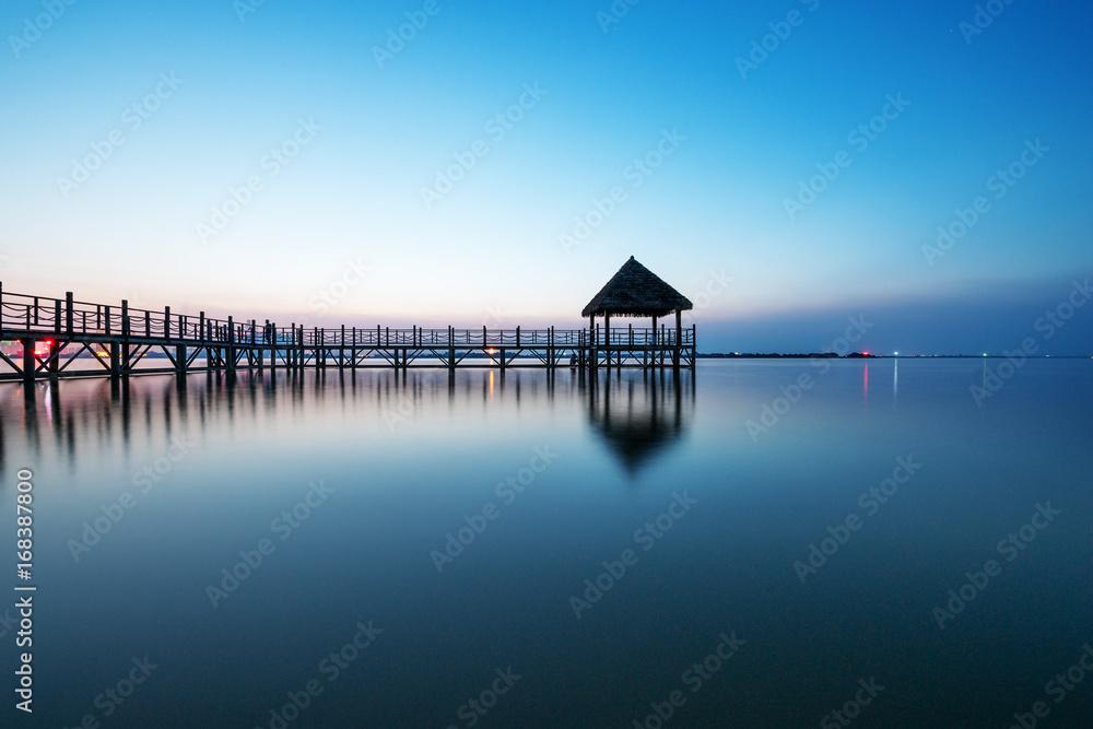 Fototapety, obrazy: View of Surabaya Beach, Indonesia