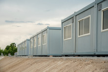 Mobile Building In Industrial ...