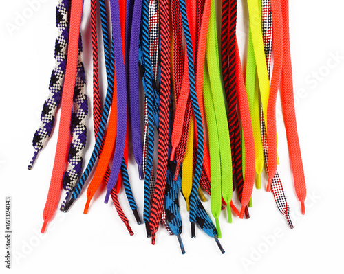 Fotomural Laces multicolored bright