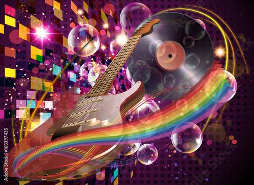 Fotografía  Music party