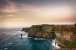 canvas print picture - Cliffs-of-Moher-2