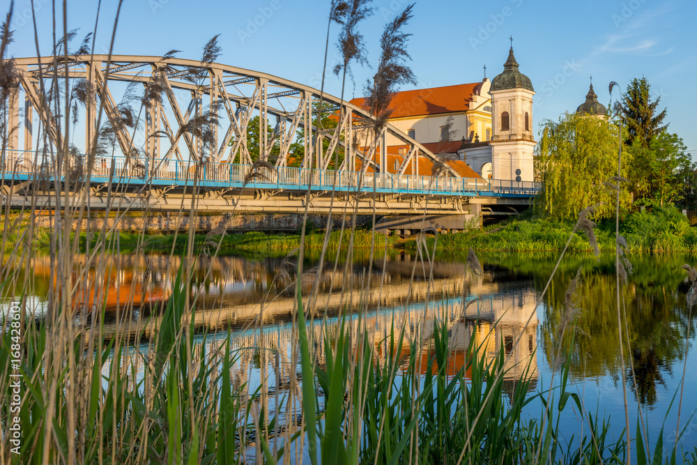 Fototapety, obrazy: Tykocin city, Podlasie, Poland