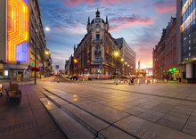 Central Square Of Katowice In ...