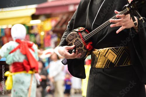 Photo 一万人のエイサー踊り隊