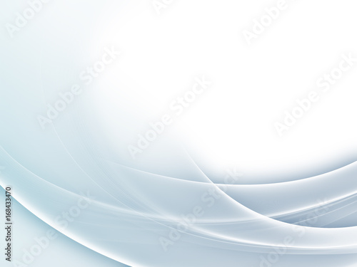 Fototapety, obrazy:      Abstract blue background