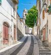Scenic sight in Caramanico Terme, comune in the province of Pescara in the Abruzzo region of Italy.