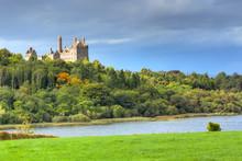 Dromore Castle In Co. Limerick...