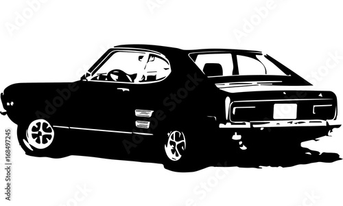 Photo Ford Capri MK I