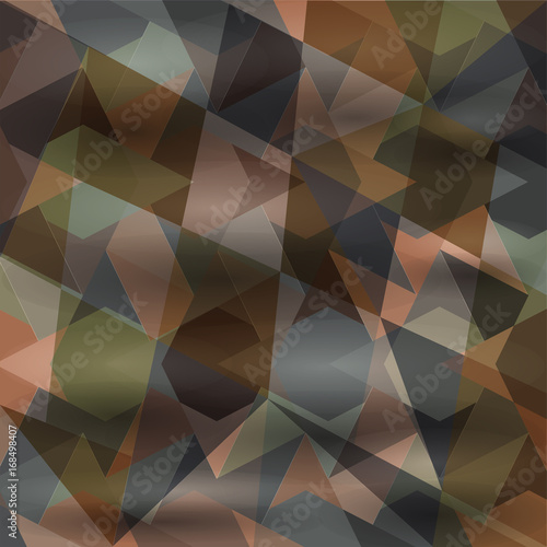 Foto op Aluminium ZigZag Abstract Graphic Pattern Design