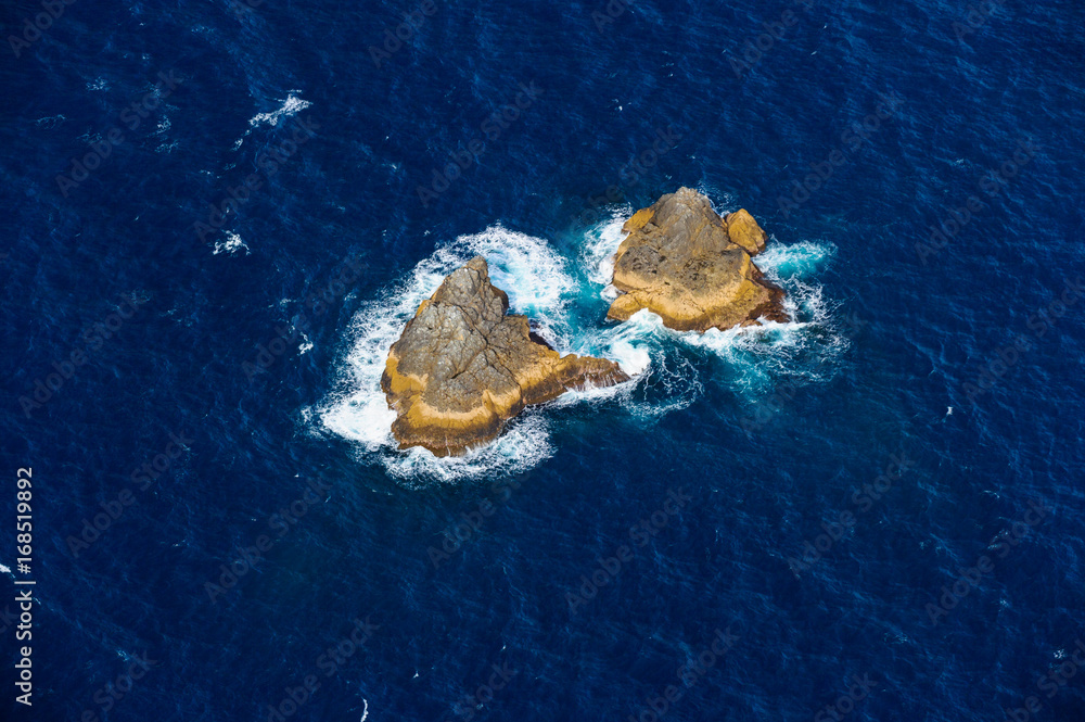 Fototapety, obrazy: awesome islands landscape with turquoise sea