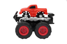Big Truck Toy With Big Wheels,...