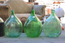 Old Carboy Damigiana Glass For...
