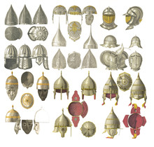 Armor Of The Middle Ages.