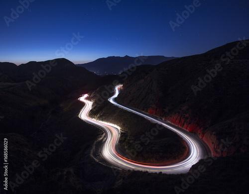 Zdjęcie XXL Canyon Road