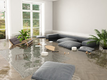Flood In Brand New Apartment. ...