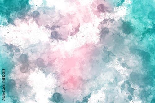 akwarela-kolorowa-chmury-tekstura-tlo-obraz-w-stylu-olejnym