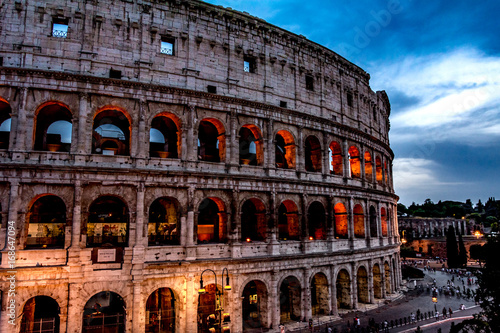 Photo Italian architecture of Rome