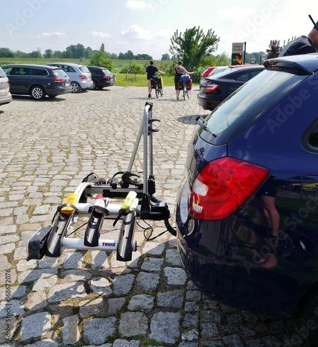 Fotografía Fahrradträger fürs Auto