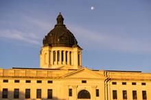 Moon Rising South Dakota State...