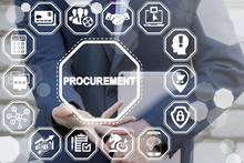Procurement Business Concept. ...