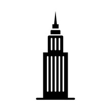 Office Building Simple Icon