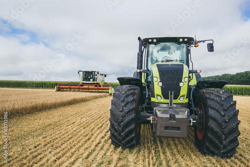 agrarian machinery