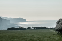 April Morning And Belle Tout